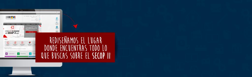 nuevo minisitio SECOP II